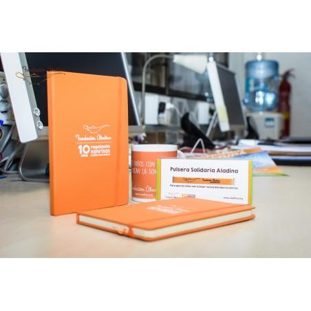 Pack regalo solidario naranja