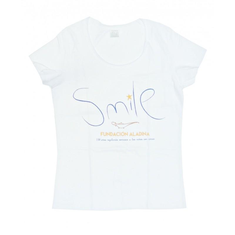 Camiseta chica Smile