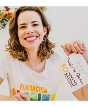 Photocall solidario Fundación Aladina