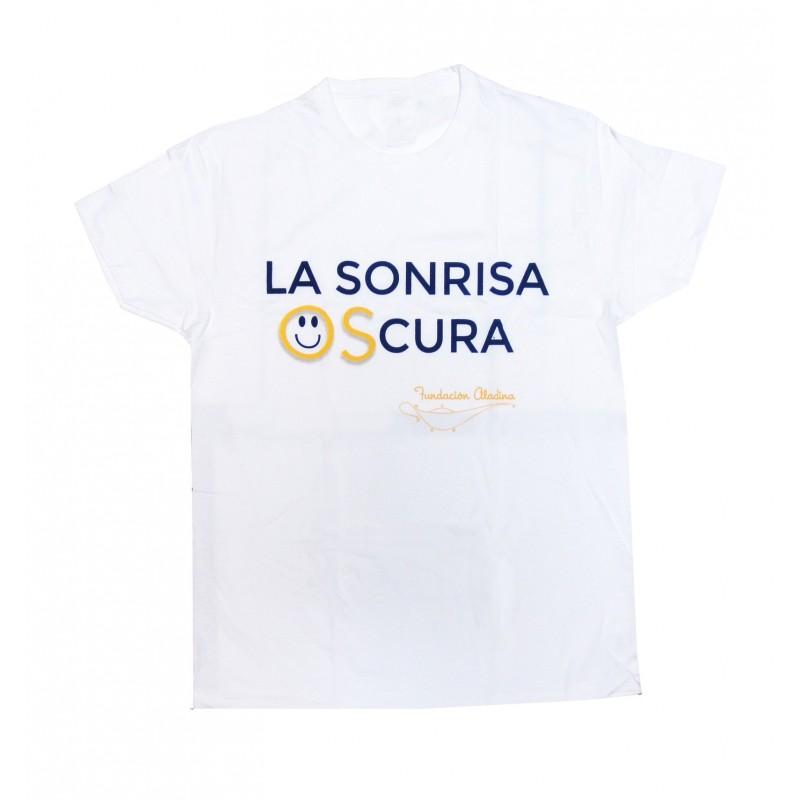 Camiseta solidaria niños Fundación Aladina Sonrisa
