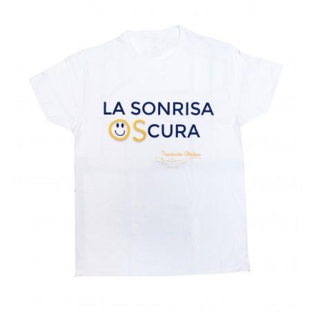 Camiseta infantil Sonrisa 3/4 años