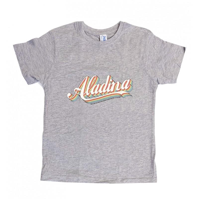 Camiseta vintage para niños Aladina