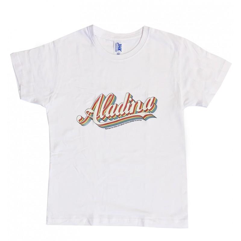 Camiseta gris Aladina