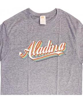 Camiseta vintage para regalar solidaria Aladina