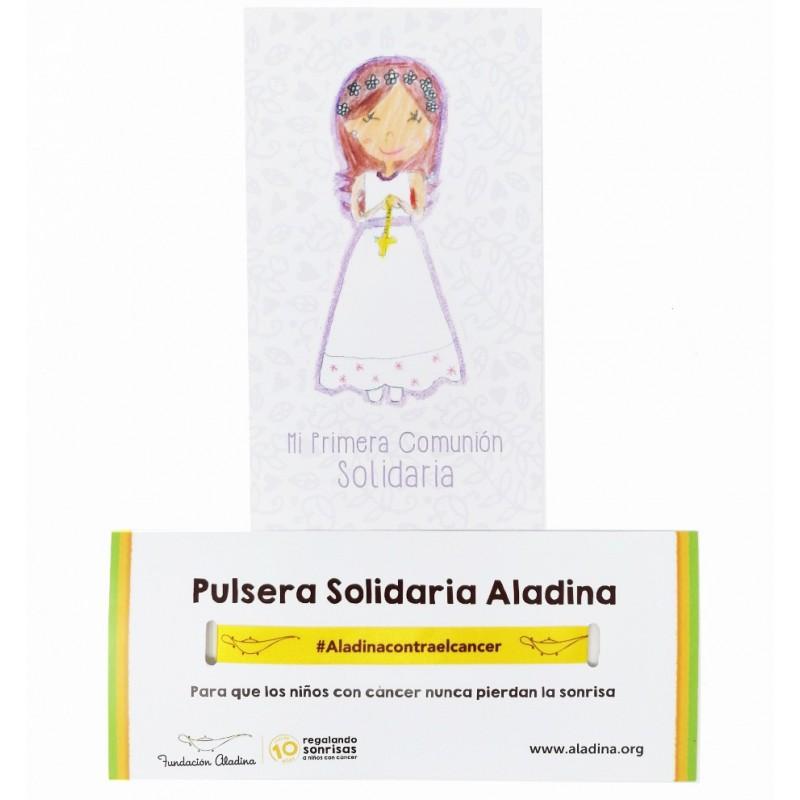 Regalo solidario para comunión niña