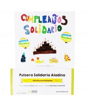 pack cumpleaños solidario