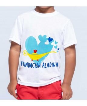 Camiseta para niños Agatha Ruiz de la Prada