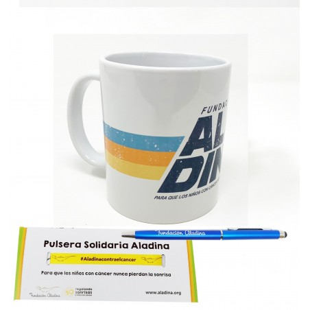 PACK CUMPLE TAZA STAR CHICO