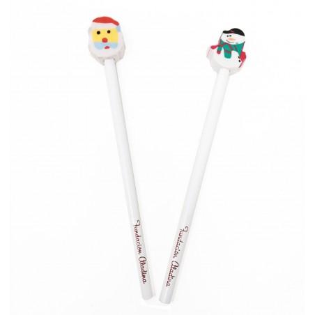 Pack lápices navideños