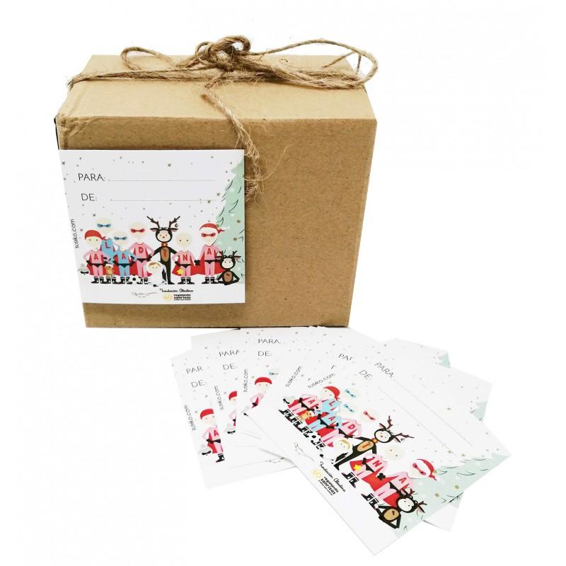 Pack 10 tarjetas Susiko